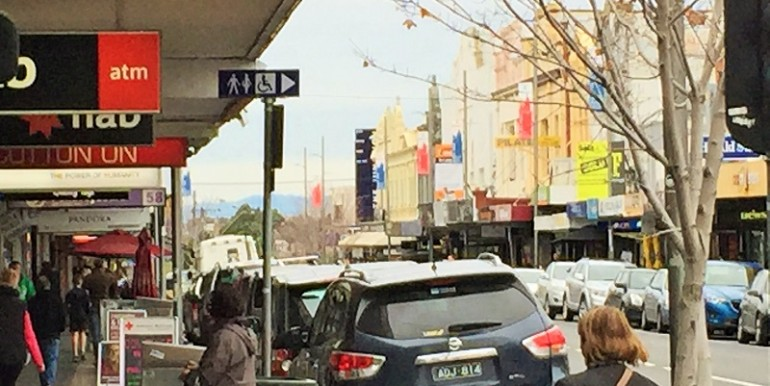 Main MP street