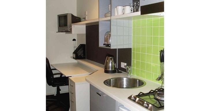 3 kitchen study