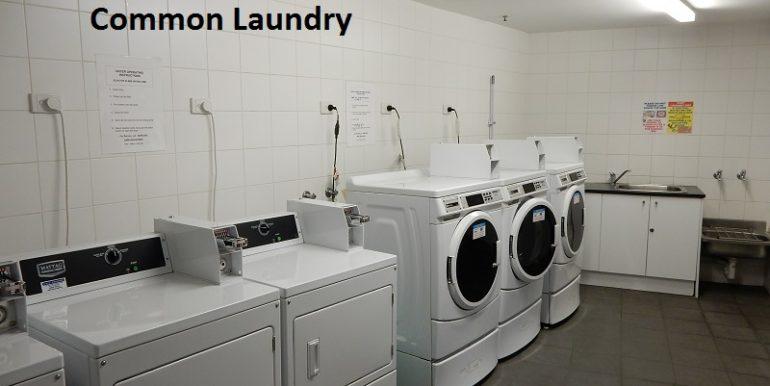 8 201 Laundry