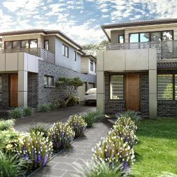 Townhouse Image Waterdale Rd
