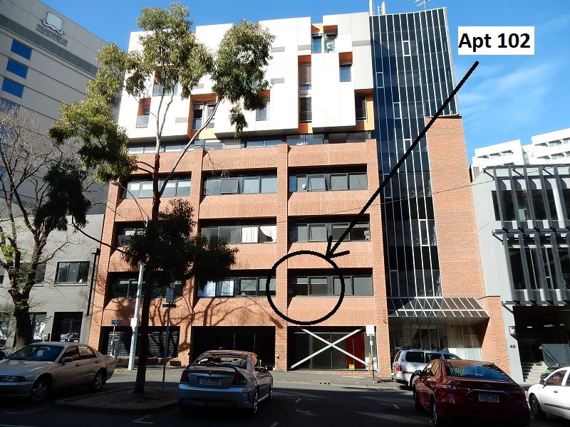 102/50 Barry St Carlton