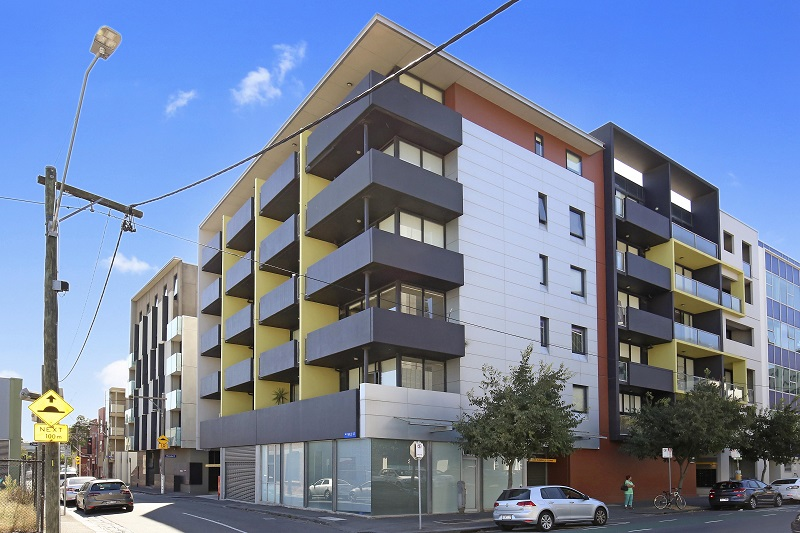 206/33 Wreckyn St North Melbourne
