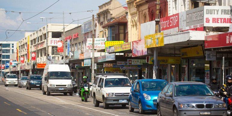 3 Footsray street
