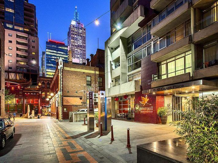 807/11-17 Cohen Place Melbourne