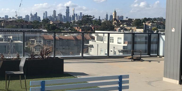 9 Belford roof