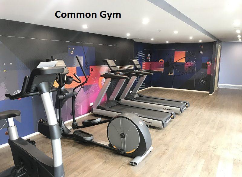 7 313 Common gym