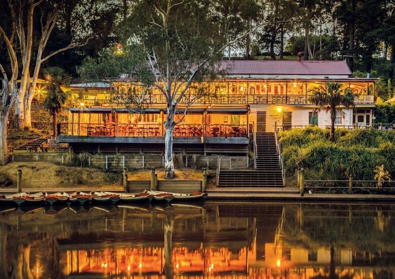 1 Main Boathouse