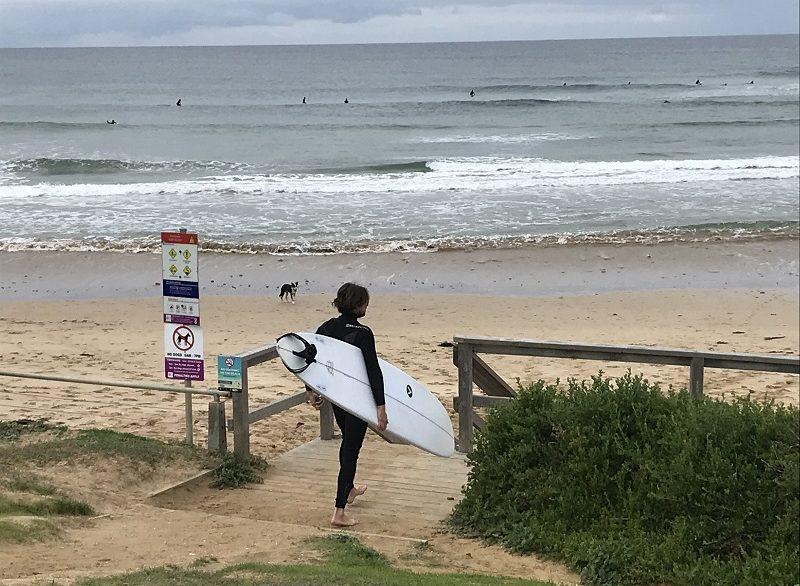 1 Main beach surfer