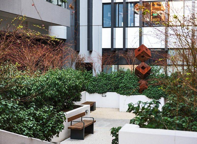 11 courtyard